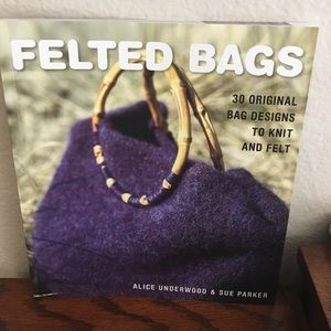 New Felted Bags D.I.Y. Craft Book